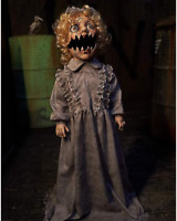 NEW IN BOX ABANDONED ANNIE ANIMATED ANIMATRONIC HALLOWEEN PROP DECOR EVIL DOLL