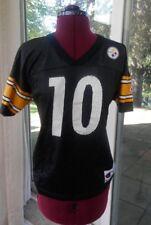 NFL PITTSBURGH STEELERS # 10 STEWART medium jersey    T-SHIRT boys/girls size