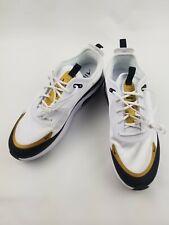 Nike Air Max DIA Running Shoes AQ4312-107 White Black Metallic Gold Size 9