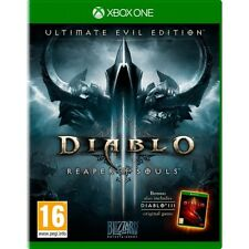 Diablo III 3 REAPER of souls ultimate evil edition xbox one jeu-NEUF!