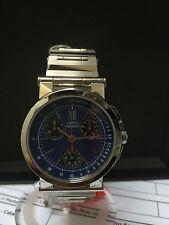 Orologio Movado Vizio Uomo lusso Ref 1604346 acciaio cronografo 1500e watch