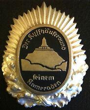 ✚6205✚ German Kyffhauser Warrior League Decoration II. Class veteran badge WW1