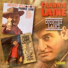 FRANKIE LAINE 'COUNTRY LAINE' - 24 Tracks on Jasmine