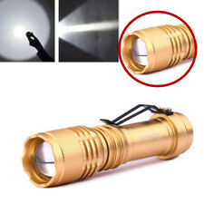 Tactical Flashlight T6 LED Torch Lamp Emergence 20000LM 3-Mode Zoom 14500/AA k