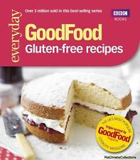 Good Food Gluten-free Recipes Sarah Cook Paperback New Book Free UK Delivery