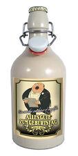 Subbotnik 0 5 Liter Tonflasche Bier mit Bügelverschluss Geschenk