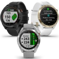New 2019 Garmin Approach S40 GPS Golf Watch - Choose Your Color
