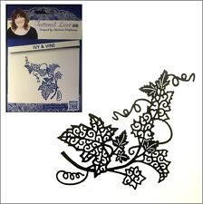 Ivy and Vine metal die Tattered Lace Cutting Dies D731 leaves branches