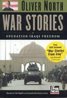 War Stories: Operation Iraqi Freedom (With DVD), Oliver North,0895260638, Book,