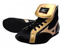 Mizuno Japan Boxing Shoes Sp type 21Gx151000 Bg Black × Gold