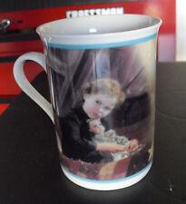 "Danbury Mint Shirley Temple Mug The Little Princess 4"" Tall"