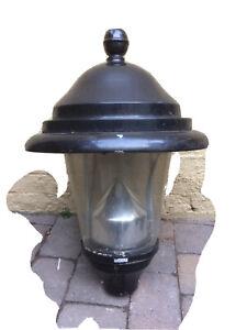 LARGE VICTORIAN STREET LAMP