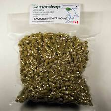 NEW: Lemondrop hop pellets 4 home brewers (450g,1lb, vacuum sealed, CDN grown)