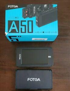 Fotga A50T DSLR Camera Field Monitor 5 inch FHD IPS 700nits Touch Screen HDMI