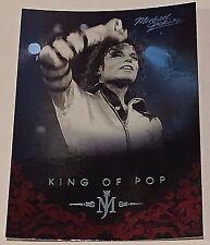MICHAEL JACKSON 2011 Panini PLATINUM Parallel SP #1 The King Of Pop VERY RARE