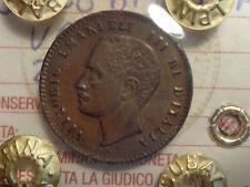 REGNO D' ITALIA 2 CENT VALORE 1903  SIGILLATA FDC NUMISMATICA SUBALPINA