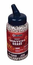 Crosman Elite Match Grade .20g Airsoft BBs 2x Polished Biodegradable 2000 count