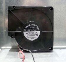 Comair Rotron 120x30mm 2-Pin DC Blower Fan  12V 0.90A  BD12B3