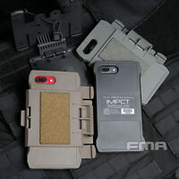 FMA Hunting Tactical Molle Vest Phone Case Cover Pouch for iPhone 7plus / 8plus