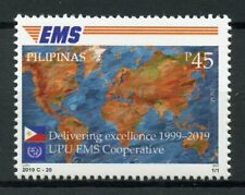Philippines Postal Services Stamps 2019 MNH UPU EMS 20 Years 1v Set