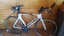 Cervelo P3 triathlon time trial bike Dura Ace carbon Profile Design 56cm FRAME