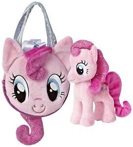 Aurora Pinkie Pie 6.5-Inch My Little Pony with Pony Tail Purse
