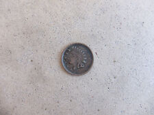 1863 Civil War Token Coin Penny Not One Cent