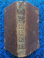 1761 PRINCIPES HISTOIRE SAINTE DEMANDES-REPONSES JUIFS LIVRE BOOK HISTOIRE BIBLE