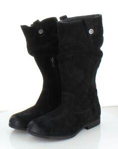 81-24 MSRP $230 Women's Size 37L EU Birkenstock Sarnia High Boot - Black