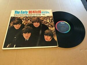 The Early Beatles The Beatles Record lp original vinyl album
