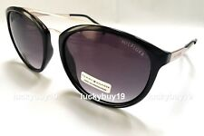 1a873fe01b02 NWT Tommy Hilfiger CATALINA Authentic Black Gold Sunglasses gift /722/ NEW