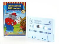 Benjamin Blümchen 91 als Leuchtturmwärter KIOSK Hörspiel MC Kassette