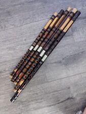 Used Professional Level Chinese Flutes (Dizi)