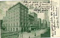 Vintage Postcard - Posted 1905 Metropolitan Opera House New York NY #3616