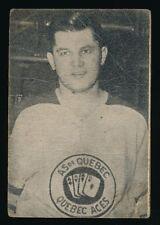 1952-53 St Lawrence Sales (QSHL) #51 FRANK MARIO (Quebec)