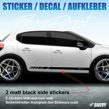 Sticker RACING STRIPE Citroen C3  decal aufkleber adesivi pegatina 996