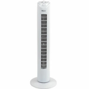 """Prolectrix® 32"""" Oscillating Cooling Tower Fan With Timer 3 Speed Low Noise UK"""
