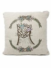 Celebrate Shop Canvas Decorative Throw Pillow Fox