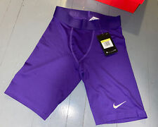Nike Men's Power Race Day Half Running Tights Size Small S 835956-545 New Purple