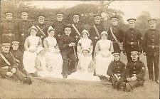 Cross Gates, Leeds photo. ? St John's Ambulance Group & Nurses by Bramley.
