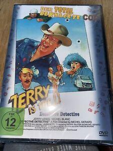 Jerry Lewis, der total beknackte Cop (Detective, Detective) DVD  Neu  OVP