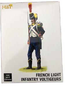 1/32 54mm Napoleonic French Light Infantry Voltigeurs 9302
