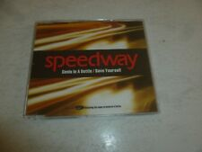 SPEEDWAY - Genie In A Bottle / Save Yourself -2003 UK 2-track enhanced CD single