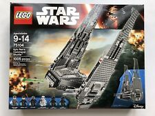 NEW Sealed 30380 Lego Star Wars Kylo Ren's Shuttle Polybag Lot Of 10