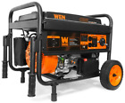 WEN 4750 Portable Generator with Electric Start and Wheel Kit