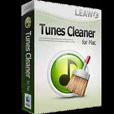 LEAWO Tunes Cleaner  MAC dt. Vollvers. ESD Download -Lebenslange Lizenz