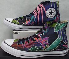 New Mens 11 Converse Chuck Taylor CTAS Hi Fuchsia Glow Menta 155393C $60