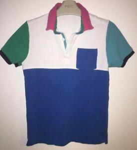 Boys Age 7-8 Years - M&S Polo Shirt Top
