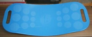 Simply FIT Balance Board ~ The Workout Board with a Twist ~ Blue