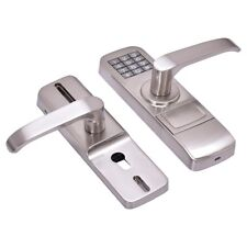 Keyless Electronic/Code Digital Card Keyless Keypad Security Entry Door Lock
